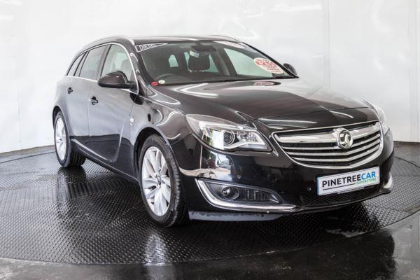 (2014) Vauxhall Insignia 2.0 CDTi [140] ecoFLEX Elite Nav 5dr [Start Stop]