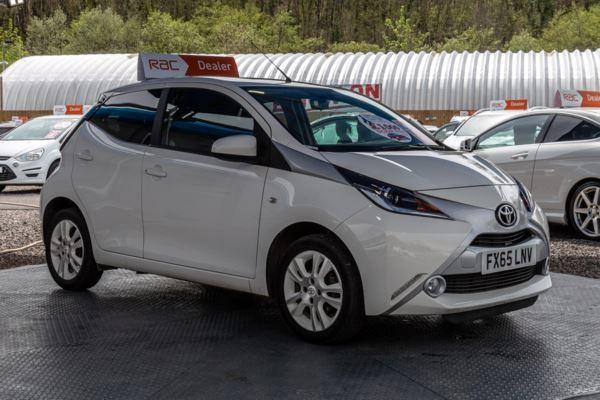 (2015) Toyota AYGO 1.0 VVT-i X-Pure 5dr