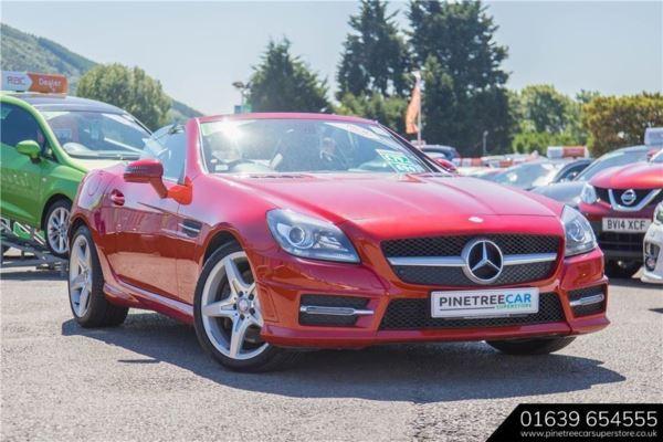(2013) Mercedes-Benz SLK SLK 250 CDI BlueEFFICIENCY AMG Sport 2dr Tip Auto