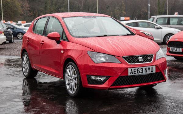 (2013) SEAT Ibiza 1.2 TSI FR 5dr