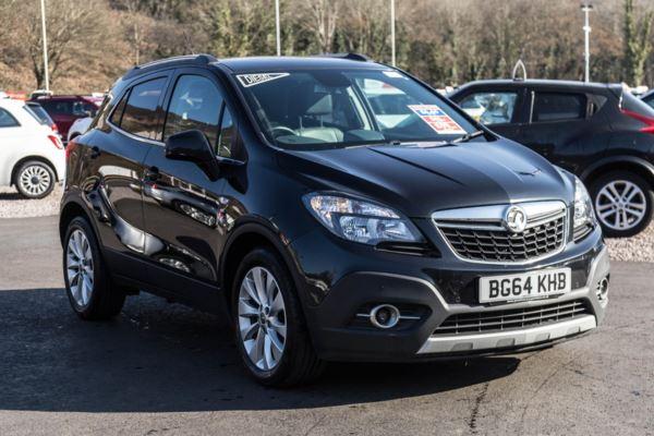 (2015) Vauxhall Mokka 1.7 CDTi SE 5dr