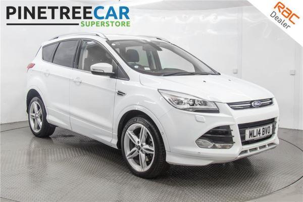(2014) Ford Kuga 2.0 TDCi Titanium X 5dr 2WD