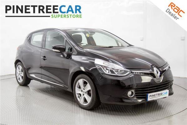(2013) Renault Clio 1.2 16V Dynamique MediaNav 5dr