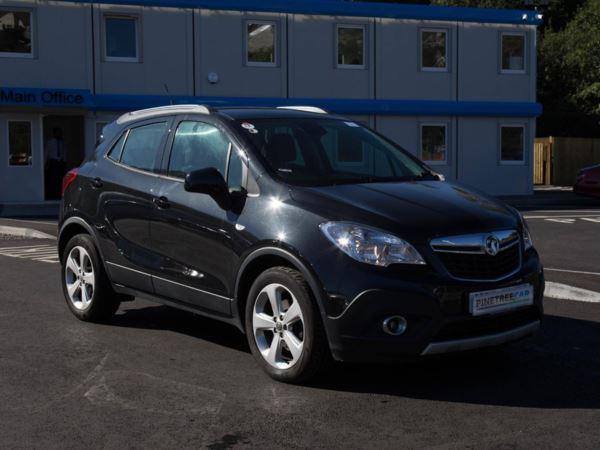 (2014) Vauxhall Mokka 1.7 CDTi Exclusiv 5dr