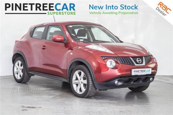(2010) Nissan Juke Acenta