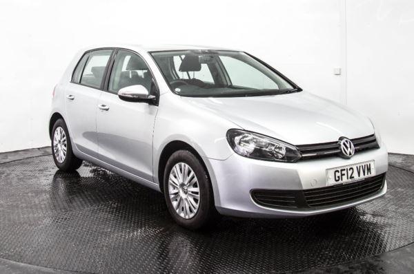 (2012) Volkswagen Golf 1.2 TSI S Hatchback 5dr LOW MILEAGE