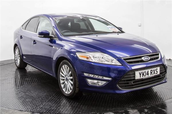 (2014) Ford Mondeo Zetec Business Edn 2.0TDCi 5dr