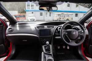 Honda Civic 1.6 i-DTEC Sport 5dr [Nav]