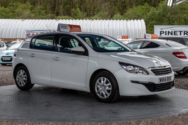 (2014) Peugeot 308 1.6 HDi 92 Access 5dr