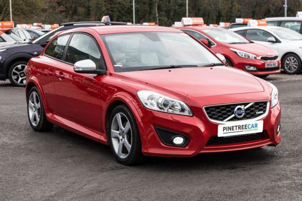 (2012) Volvo C30 2.0 R DESIGN Lux 3dr