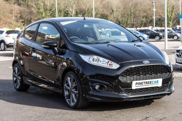 (2016) Ford Fiesta 1.0 EcoBoost 125 ST-Line 3dr