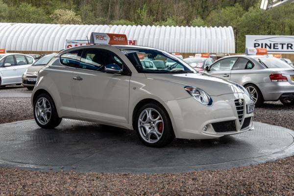 (2012) Alfa Romeo MiTo 1.4 TB MultiAir 135 Veloce 3dr
