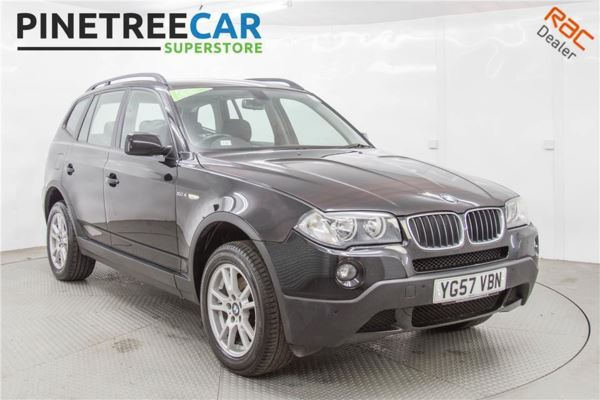 (2007) BMW X3 Se
