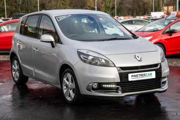 (2012) Renault Scenic 1.5 dCi Dynamique TomTom 5dr
