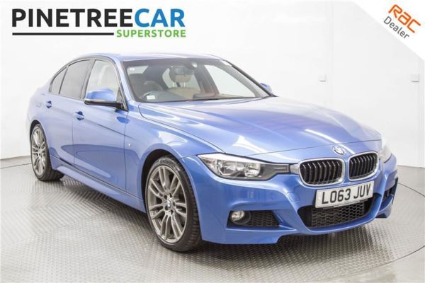 (2014) BMW 3 Series 320d M Sport 4dr Step Auto [Business Media]