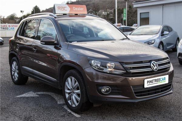 (2014) Volkswagen Tiguan Match 2.0TDi 140 BMT 2WD
