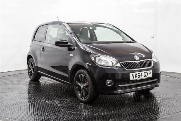 (2014) Skoda Citigo Black Edition 1.0 3Dr