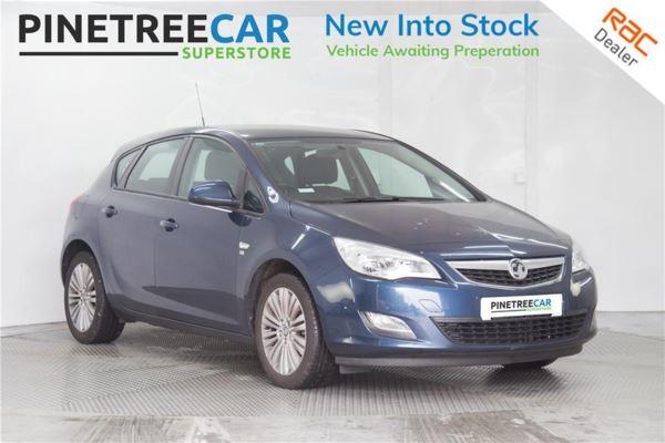 (2012) Vauxhall Astra Excite