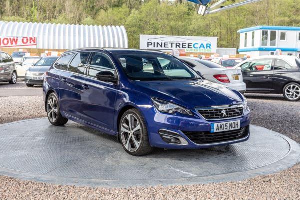 (2015) Peugeot 308 2.0 BlueHDi 150 GT Line 5dr