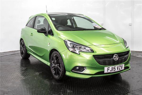 (2015) Vauxhall Corsa Limited Edition 1.2 3 DOOR