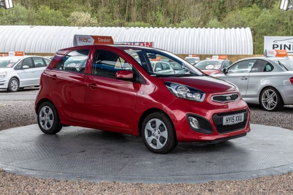 (2015) Kia Picanto 1.0 1 Air 5dr