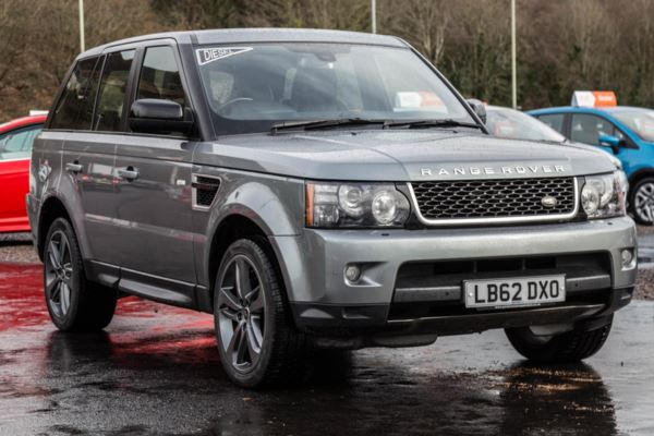 (2012) Land Rover Range Rover Sport 3.0 SDV6 HSE RED Edition 5dr Auto