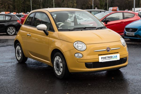 (2014) Fiat 500 1.2 Colour Therapy 3dr