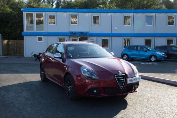 (2013) Alfa Romeo Giulietta 2.0 JTDM-2 170 Sportiva 5dr TCT