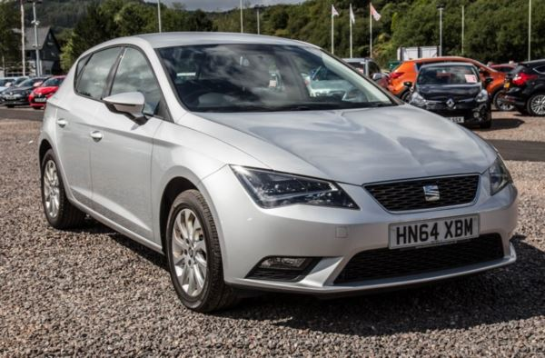 (2014) SEAT Leon 1.6 TDI CR SE (Tech Pack) (s/s) 5dr