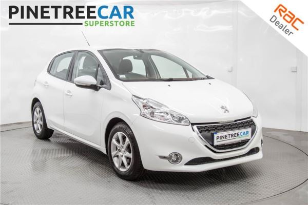 (2014) Peugeot 208 Active Hdi