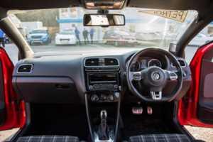 Volkswagen Polo 1.4T FSi GTI 180 5dr DSG