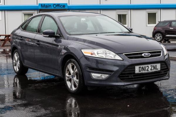 (2012) Ford Mondeo 1.6 T EcoBoost Zetec (s/s) 5dr