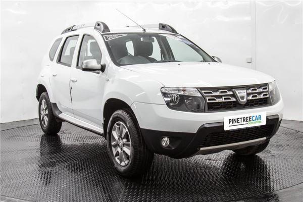 (2015) Dacia Duster Laureate Dci 4X2