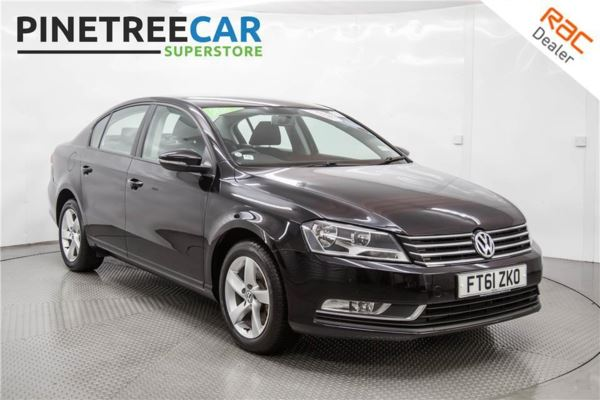 (2012) Volkswagen Passat S Bluemotion Tech