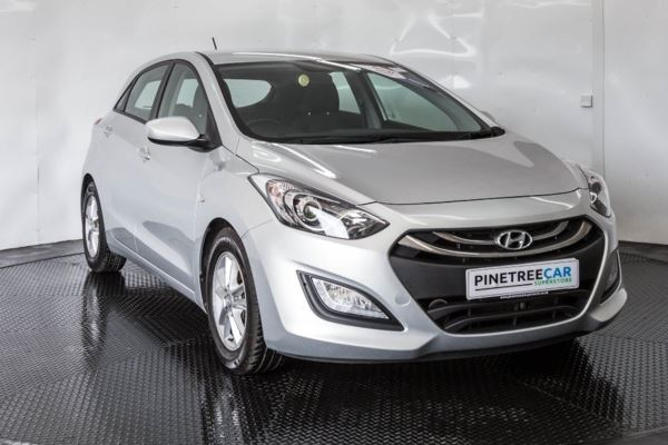 (2013) Hyundai i30 1.6 CRDi Blue Drive Active 5dr (ISG) 0 Road Tax & Bluetooth