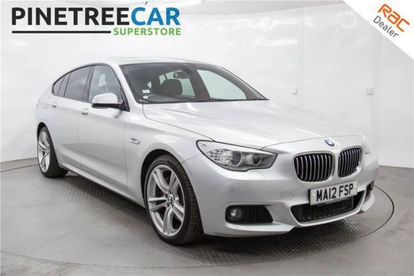 (2012) BMW 5 Series 530d M Sport 5dr Step Auto [Professional Media]