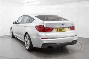 BMW 5 Series 530d M Sport 5dr Step Auto [Professional Media]