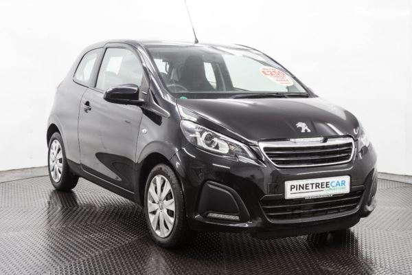 (2015) Peugeot 108 1.0 Active 3dr BLUETOOTH - DAB - TOUCH SCREEN