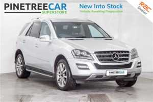 MERCEDES-BENZ M CLASS ML350 CDI BlueEFFICIENCY Grand Edition 5dr TipAuto