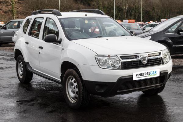 (2014) Dacia Duster 1.6 Access 5dr