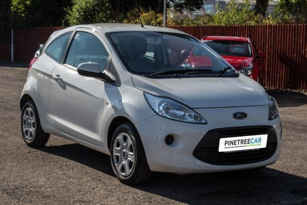 (2014) Ford KA 1.2 Edge 3dr Only 30 Road Tax
