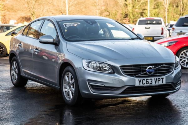 (2013) Volvo S60 D2 [115] Business Edition 4dr Powershift