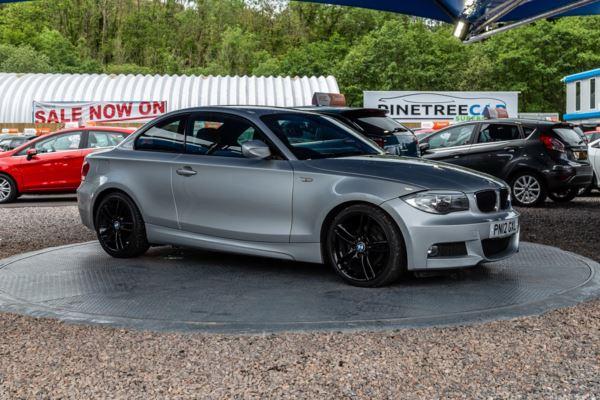 (2012) BMW 1 Series 118d M Sport 2dr