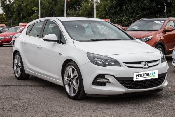 (2014) Vauxhall Astra 1.6 i VVT 16v Limited Edition 5dr Leather Interior