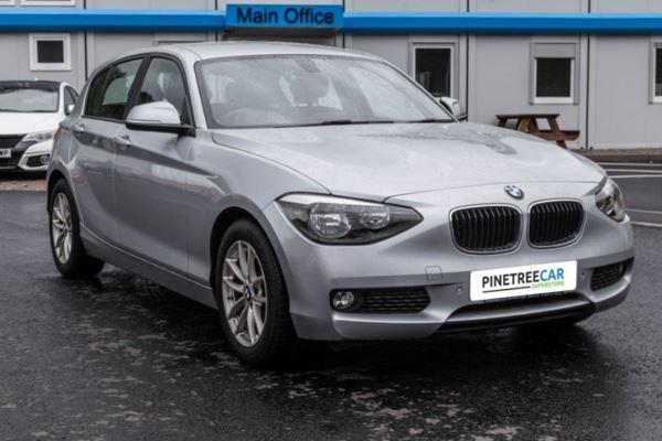 (2015) BMW 1 Series 1.6 116d EfficientDynamics Sports Hatch (s/s) 5dr