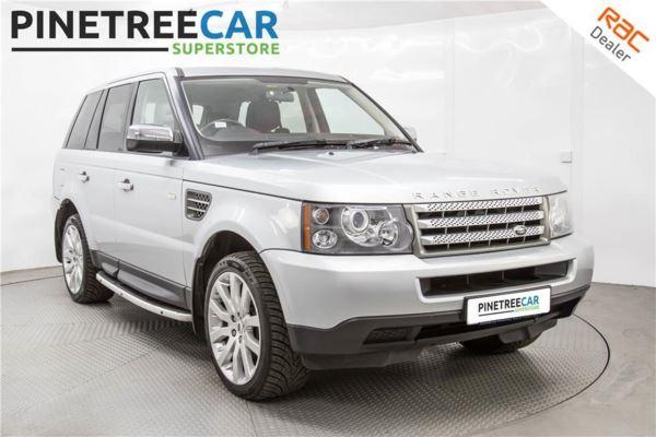 (2009) Land Rover RANGE Rover Sp S Tdv6 A