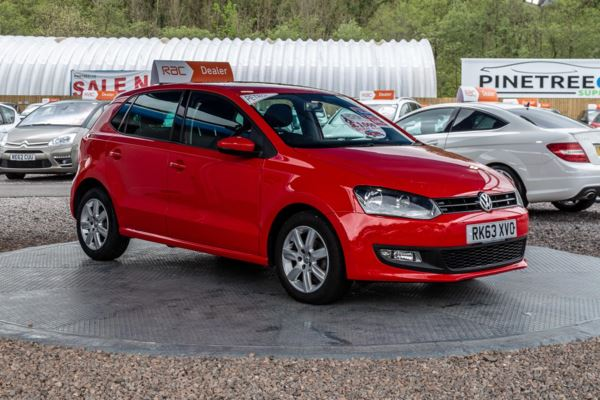 (2013) Volkswagen Polo 1.2 60 Match Edition 5dr