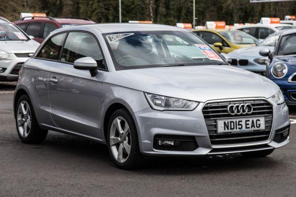 (2015) Audi A1 1.6 TDI Sport 3dr