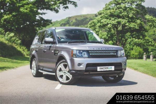 (2011) Land Rover RANGE Rover Sport Hse Sdv