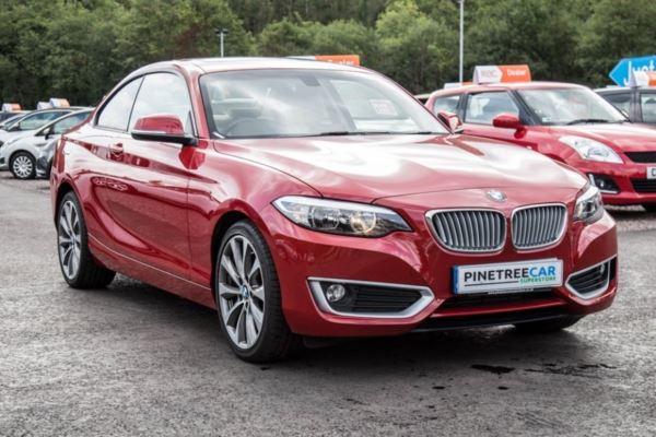 (2014) BMW 2 Series 2.0 220d Modern (s/s) 2dr